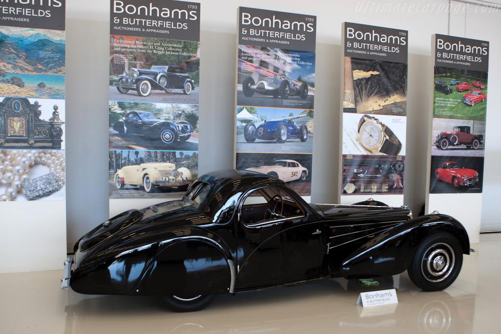 Bugatti Type 57 SC Gangloff Atalante - Chassis: 57532   - 2009 Monterey Classic Car Week