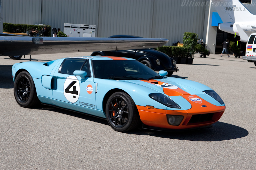 Ford GT   - 2009 Monterey Classic Car Week