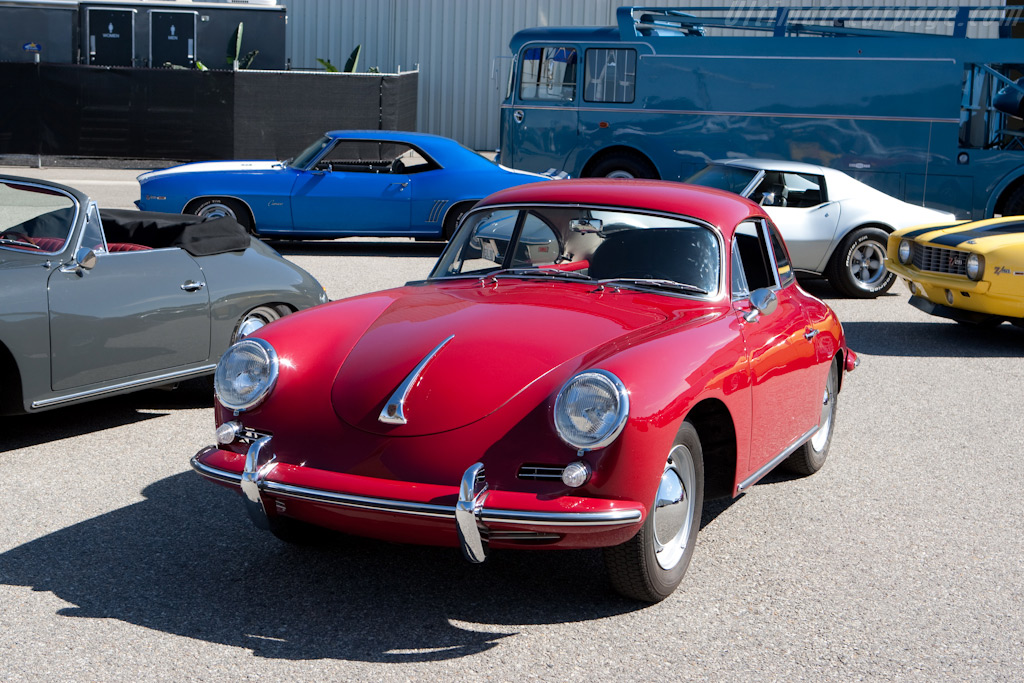 Porsche 356    - 2009 Monterey Classic Car Week