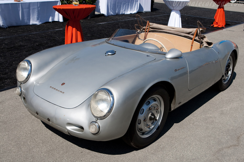 Porsche 550 RS Spyder - Chassis: 550-0090   - 2009 Monterey Classic Car Week