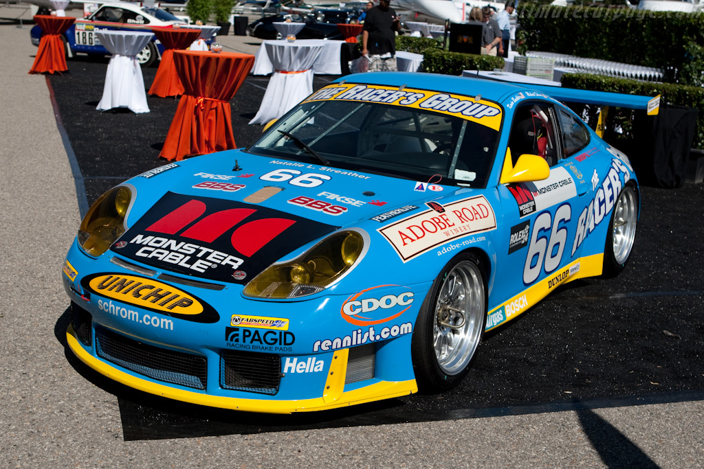 Porsche 996 GT3 RS - Chassis: WP0ZZZ99Z3S692061   - 2009 Monterey Classic Car Week