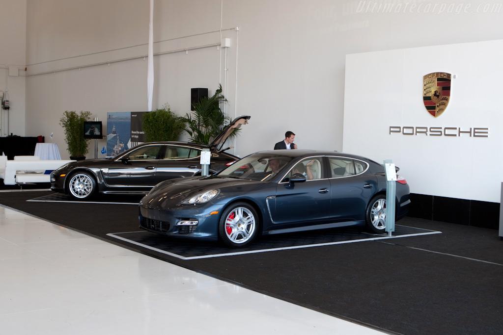 Porsche Panamera    - 2009 Monterey Classic Car Week