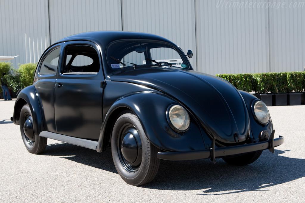 Volkswagen Beetle    - 2009 Monterey Classic Car Week