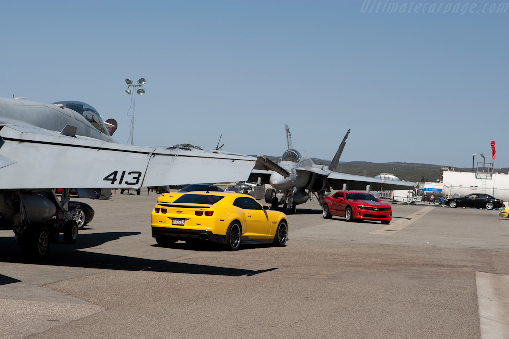 Welcome to the Monterey Jet Center    - 2009 Monterey Classic Car Week