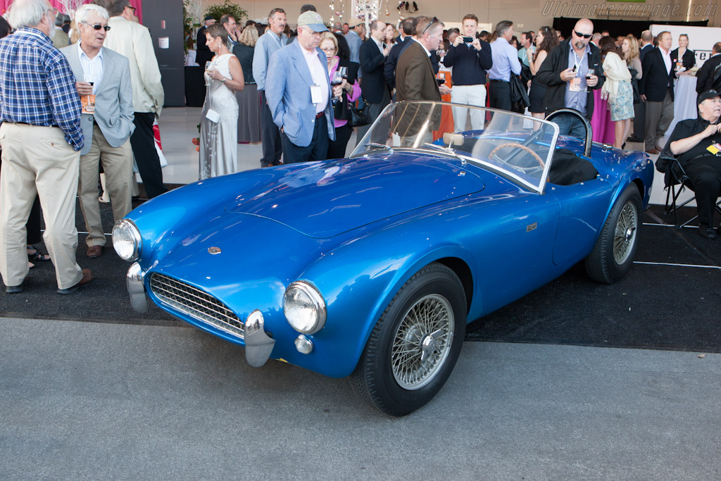 AC Shelby Cobra Prototype - Chassis: CSX2000   - 2012 McCall Motorworks Revival