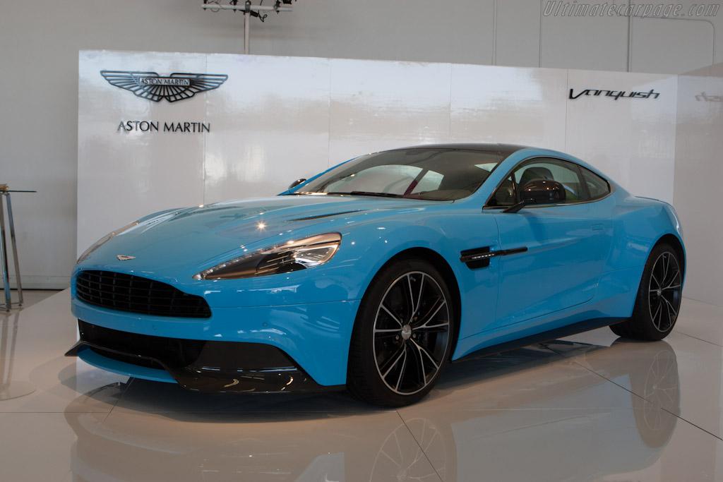 Aston Martin Vanquish    - 2012 McCall Motorworks Revival