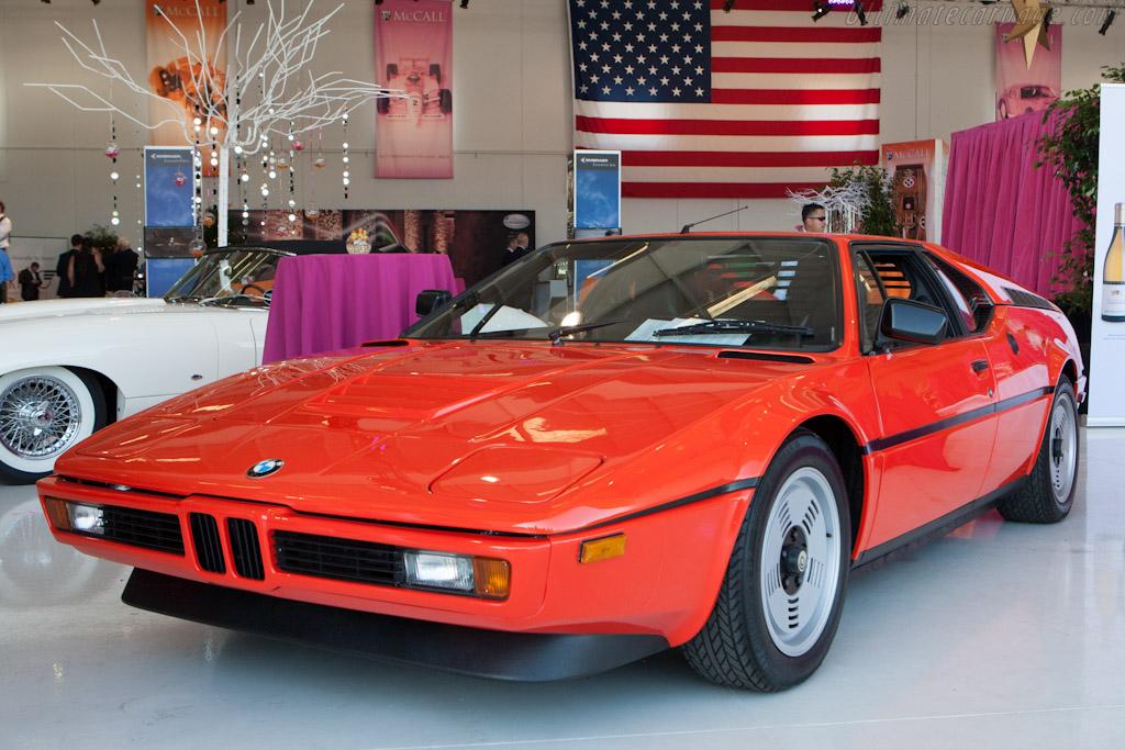 BMW M1    - 2012 McCall Motorworks Revival