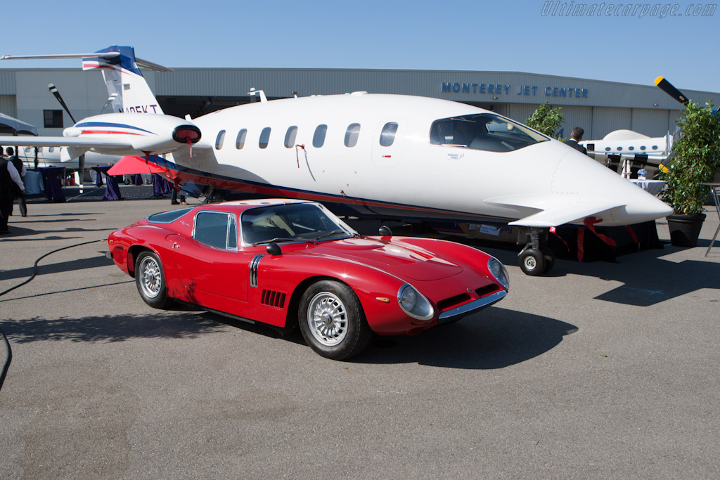 Bizzarrini 5300 GT    - 2012 McCall Motorworks Revival
