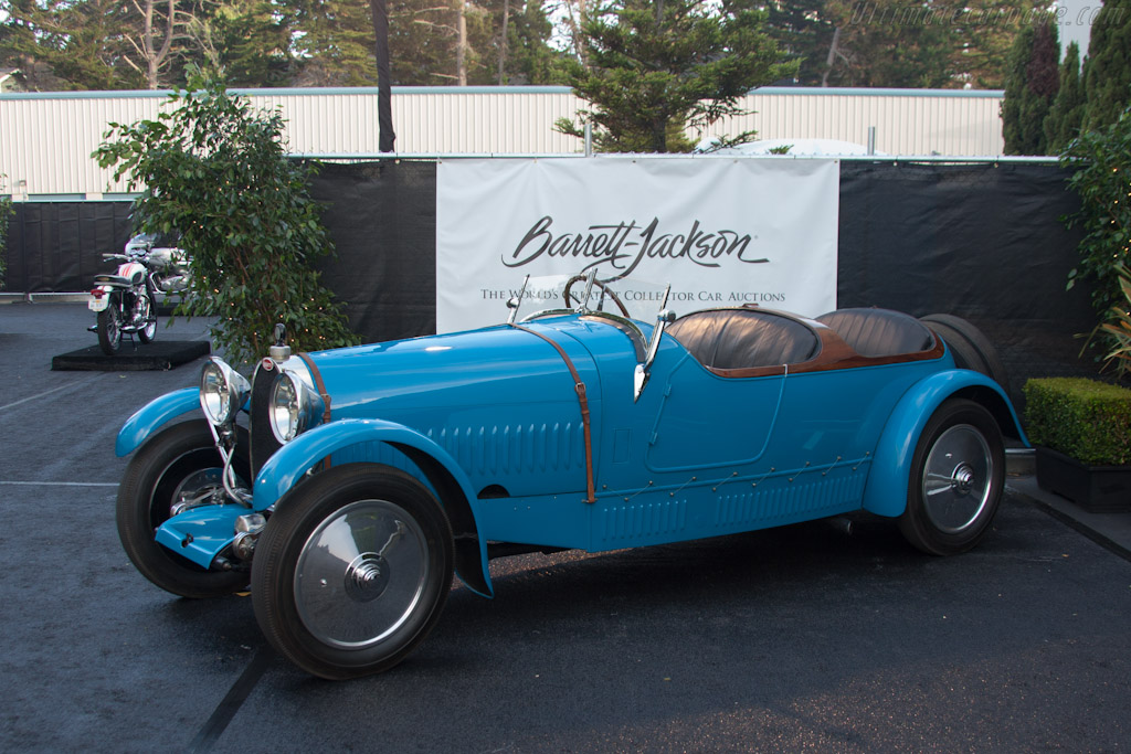 Bugatti Type 38    - 2012 McCall Motorworks Revival