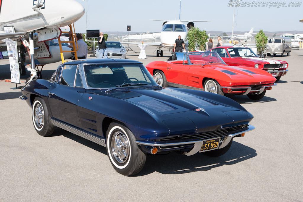 Chevrolet Corvette    - 2012 McCall Motorworks Revival