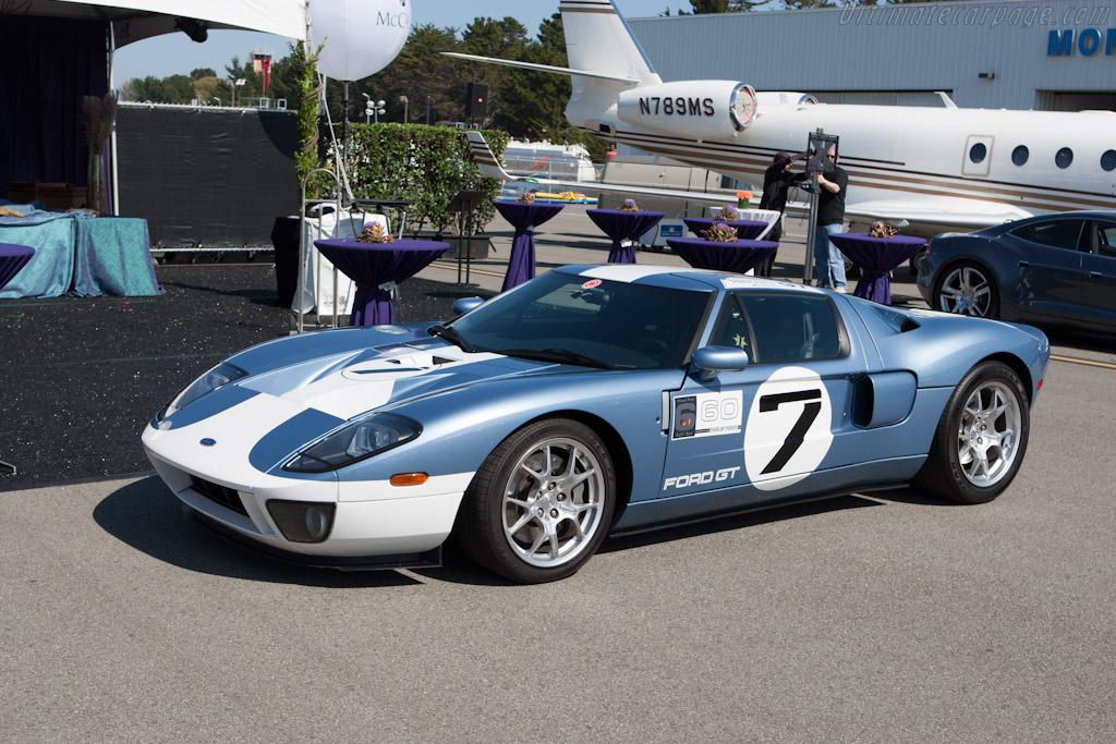Ford GT   - 2012 McCall Motorworks Revival