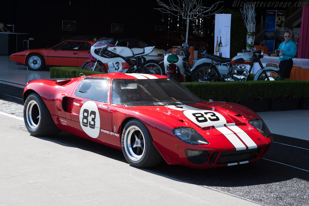 Ford GT40 - Chassis: GT40P/1083   - 2012 McCall Motorworks Revival