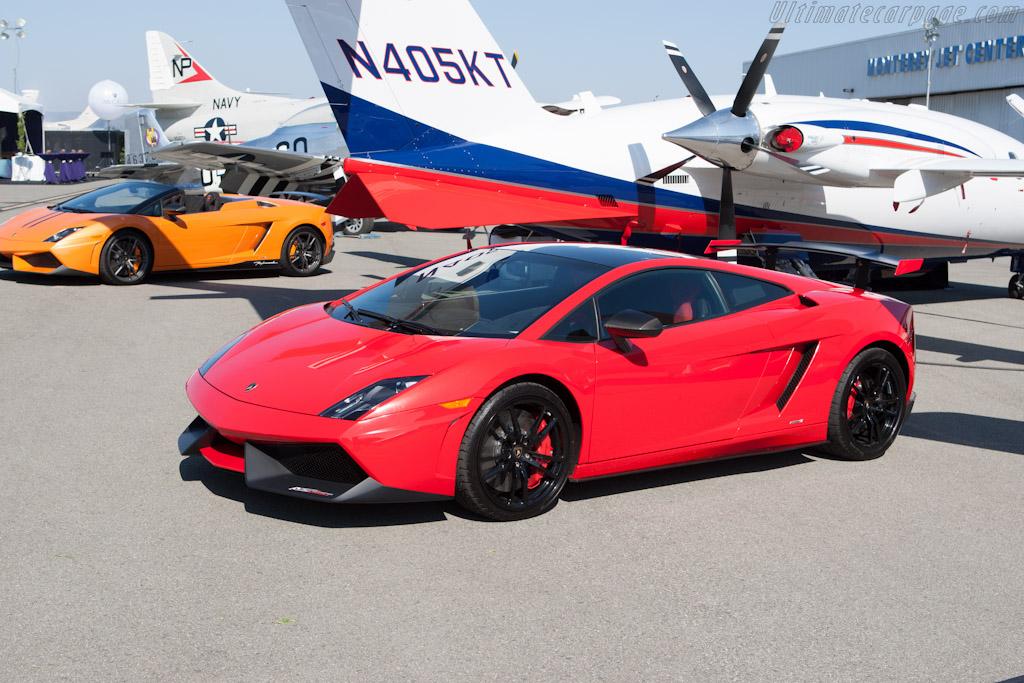 Lamborghini Gallardo Super Trofeo Stradale    - 2012 McCall Motorworks Revival