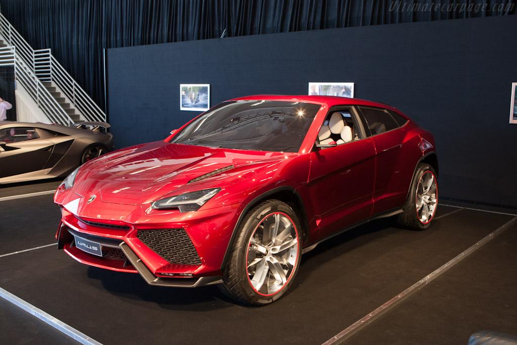Lamborghini Urus    - 2012 McCall Motorworks Revival