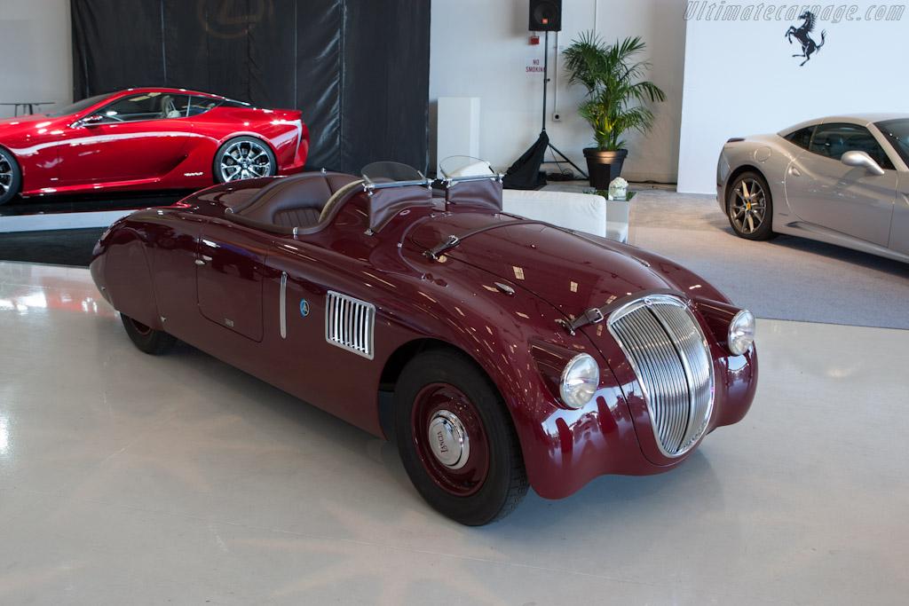 Lancia Appia Zagato Spider    - 2012 McCall Motorworks Revival