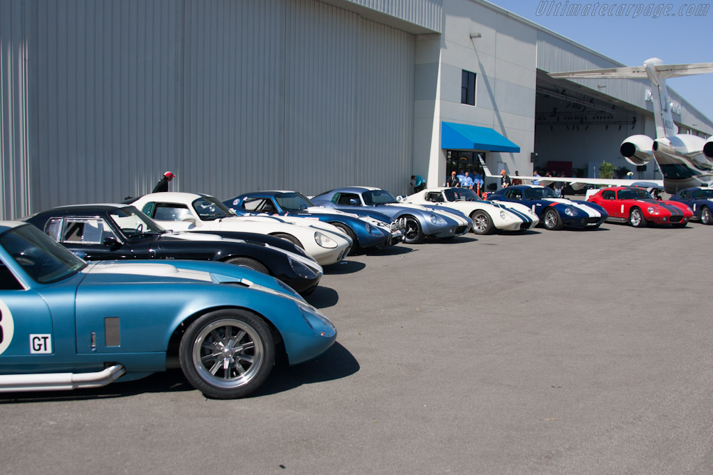 Superformance Cobra Daytona Coupe    - 2012 McCall Motorworks Revival