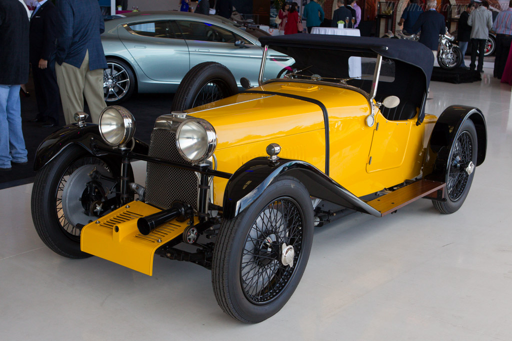 Aston Martin T Type - Chassis: TS10   - 2013 McCall Motorworks Revival