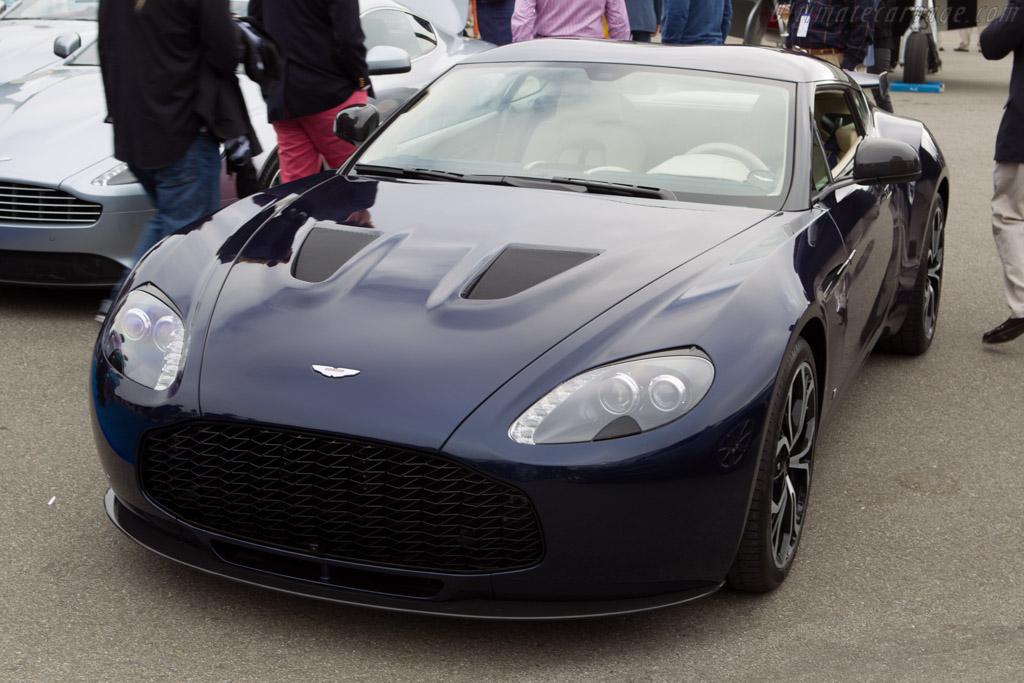 Aston Martin V12 Zagato    - 2013 McCall Motorworks Revival
