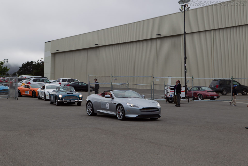 Aston Martin Virage Volante    - 2013 McCall Motorworks Revival