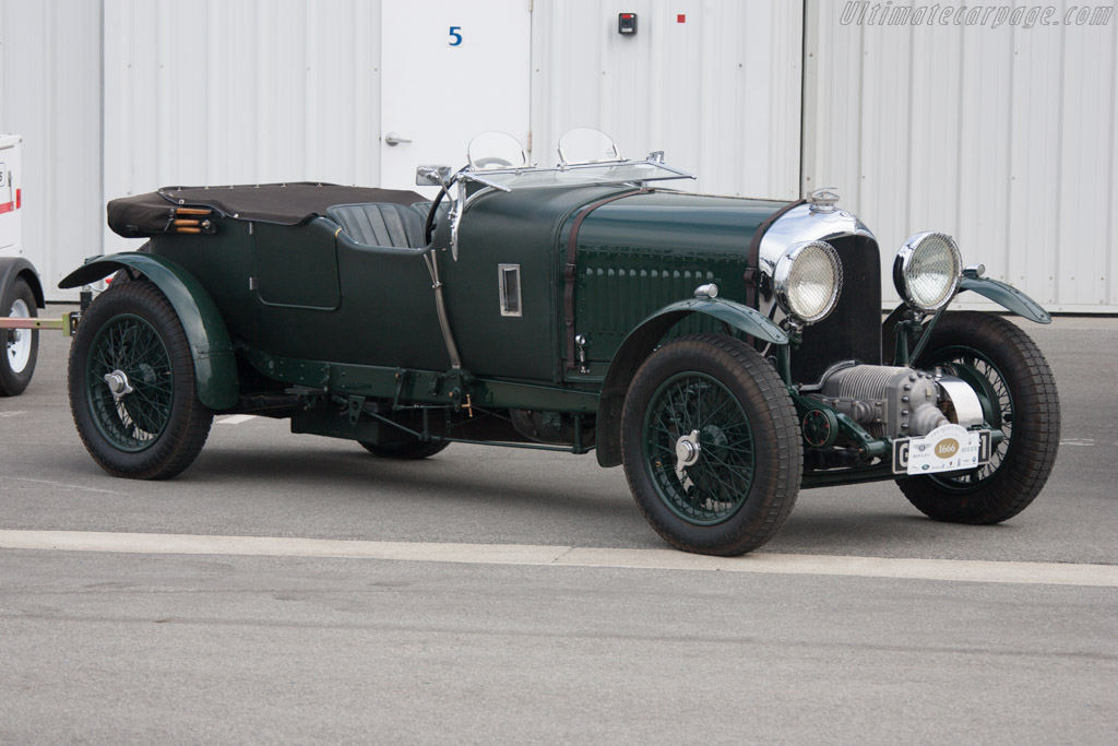 Bentley 4.5 Litre Blower - Chassis: SM3917   - 2013 McCall Motorworks Revival