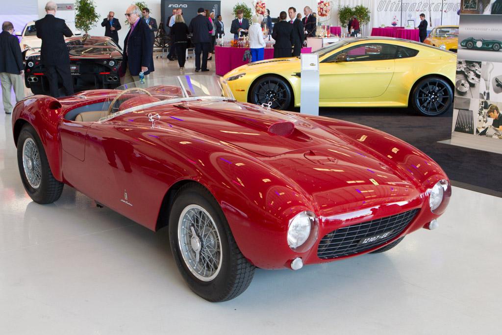 Ferrari 375 MM - Chassis: 0362AM   - 2013 McCall Motorworks Revival