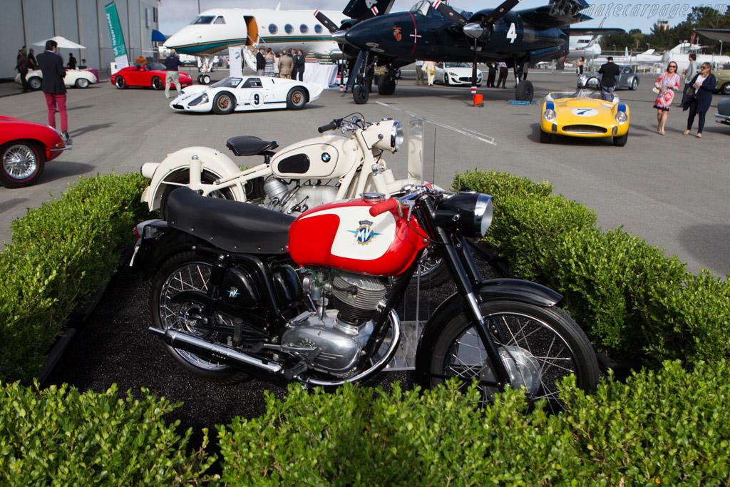 MV Agusta    - 2013 McCall Motorworks Revival