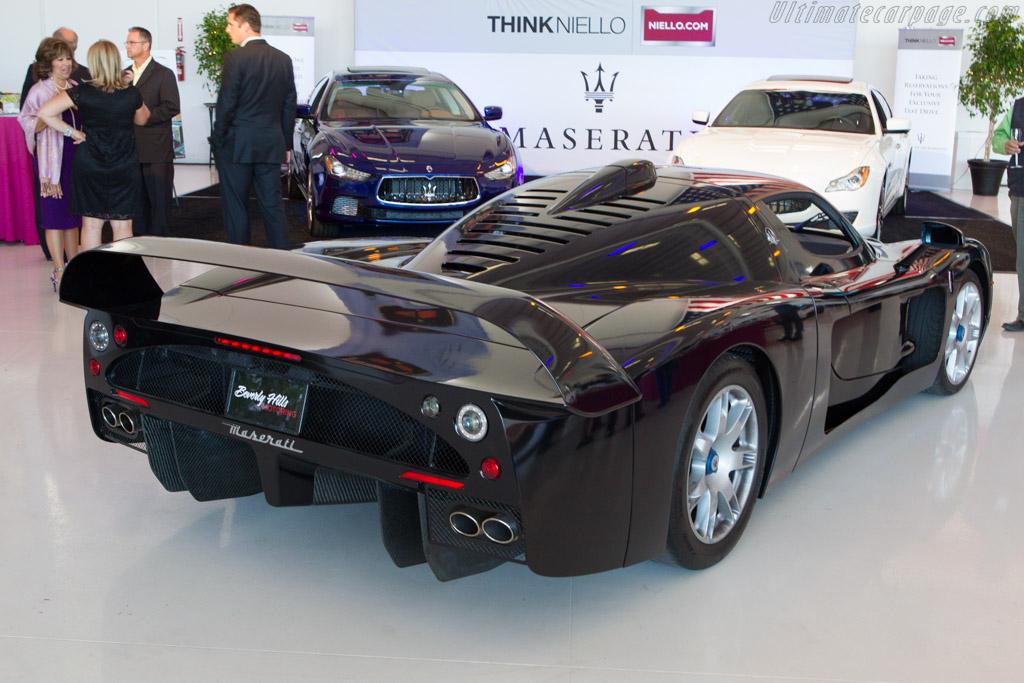 Maserati MC12    - 2013 McCall Motorworks Revival
