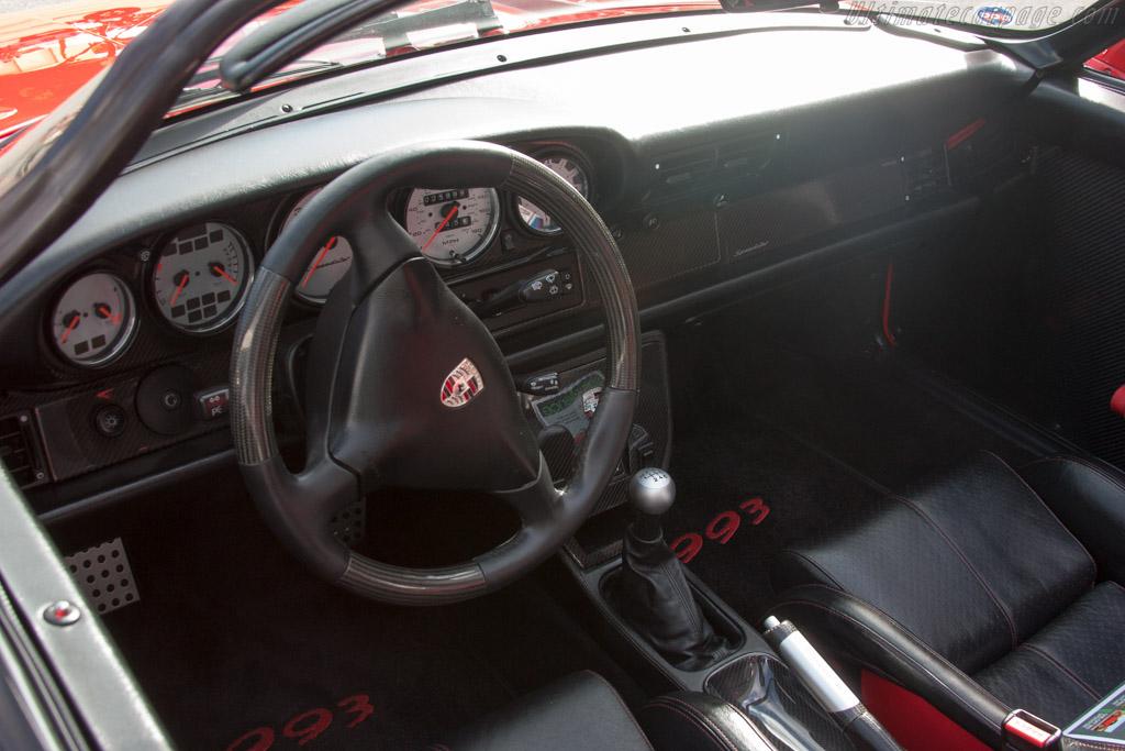 Porsche 993 Speedster with 962 engine    - 2013 McCall Motorworks Revival