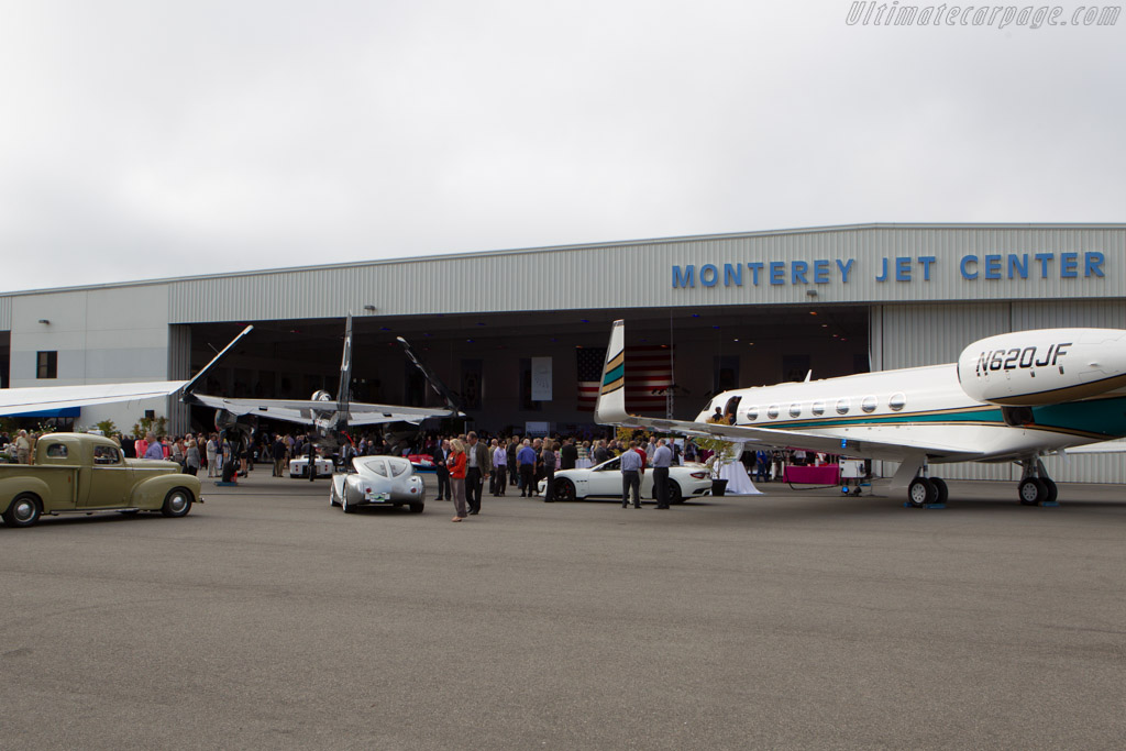 Welcome to the Monterey Jet Center    - 2013 McCall Motorworks Revival