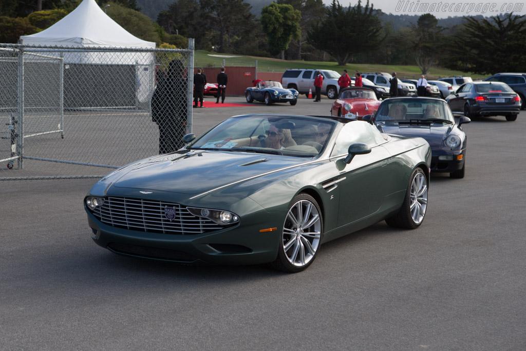 Aston Martin DB9 Zagato Centennial    - 2014 McCall Motorworks Revival