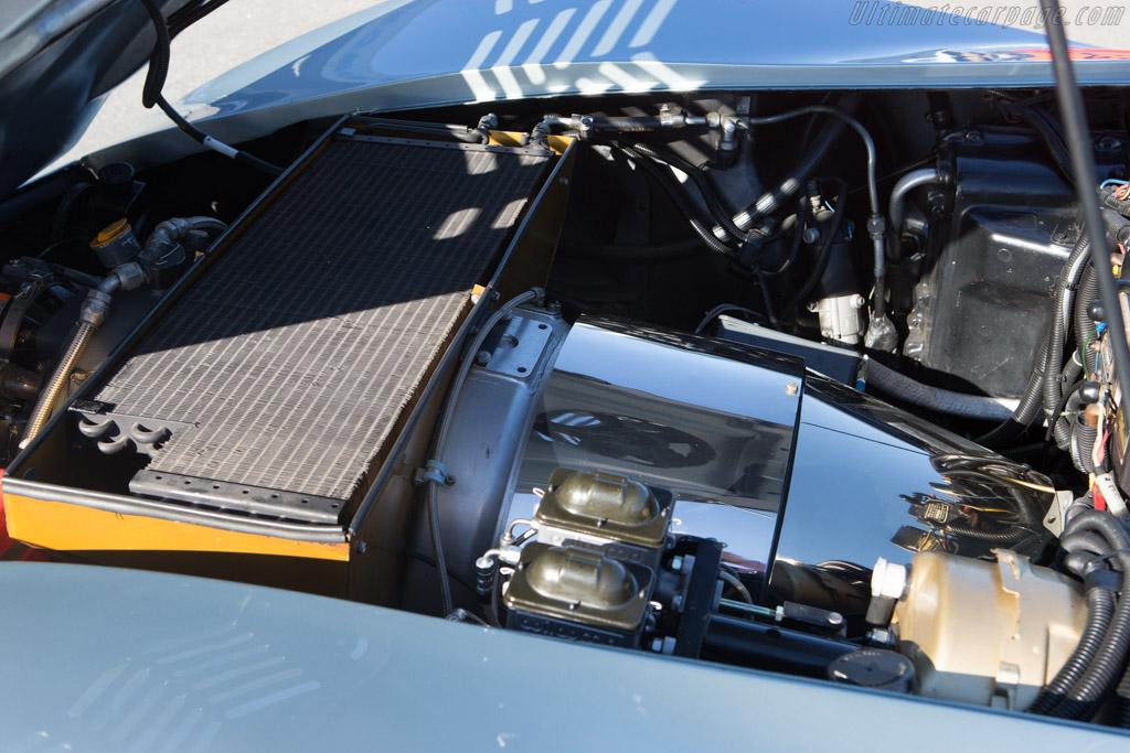 Chevrolet corvette turbine 2014 mccall motorworks revival