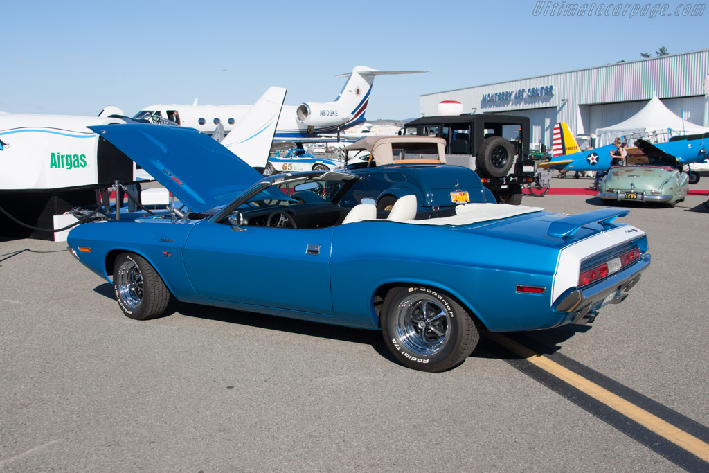 Dodge Challenger R/T 340 Six Pack    - 2014 McCall Motorworks Revival