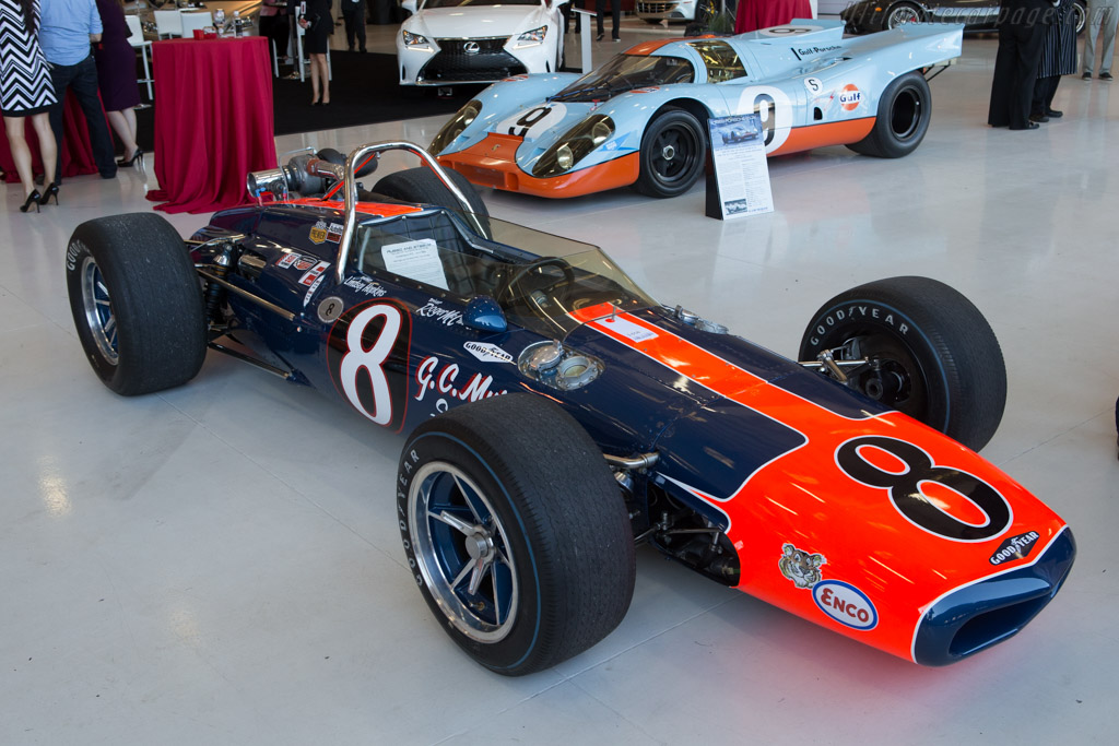 Eagle Mk4 Offenhauser - Chassis: 401   - 2014 McCall Motorworks Revival