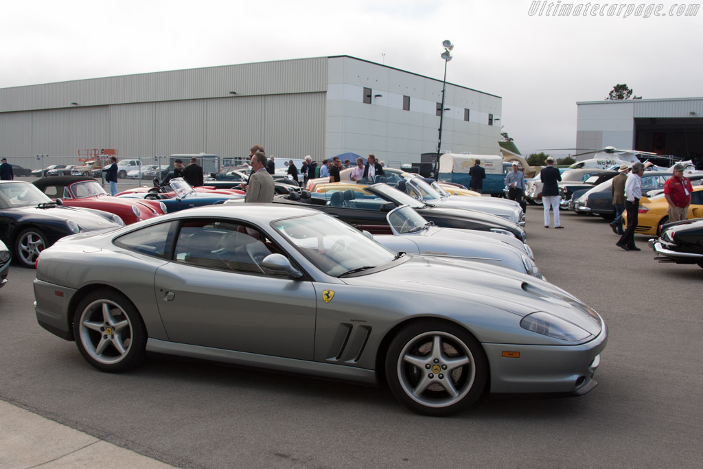 Ferrari 550 Maranello   - 2014 McCall Motorworks Revival