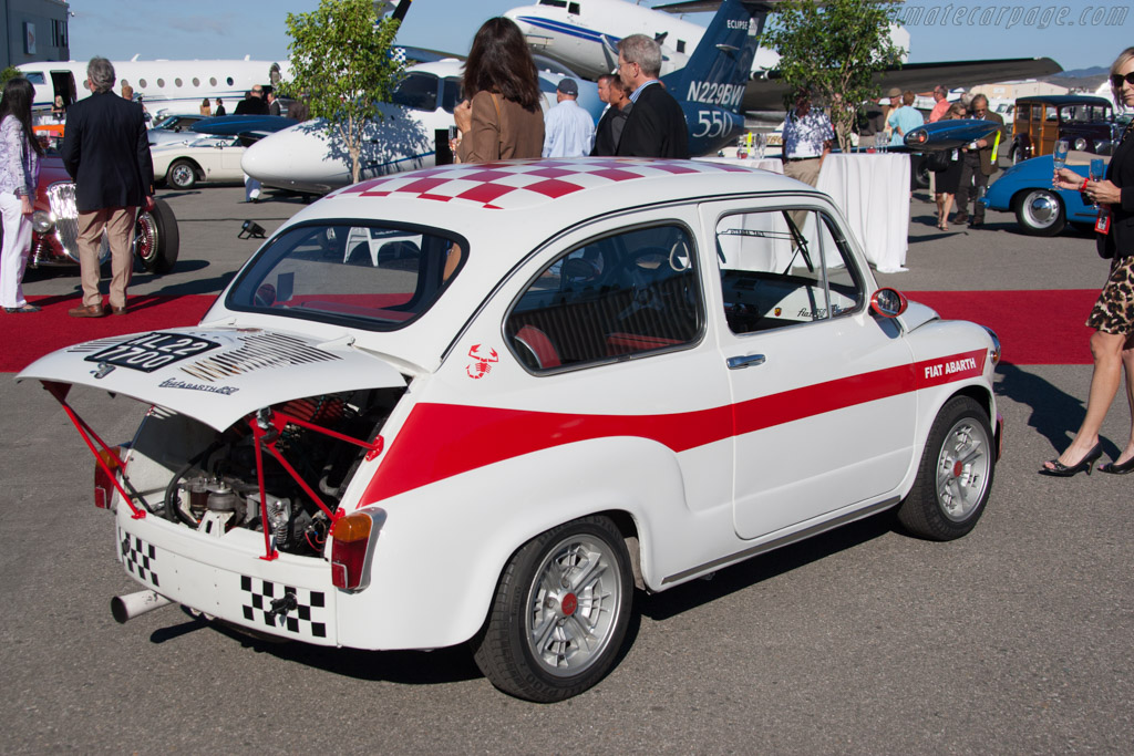 Fiat Abarth 850    - 2014 McCall Motorworks Revival