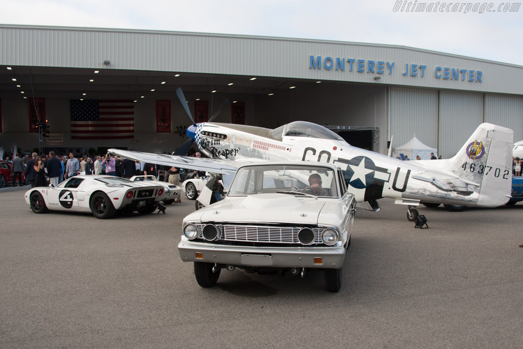 Ford Falcon    - 2014 McCall Motorworks Revival