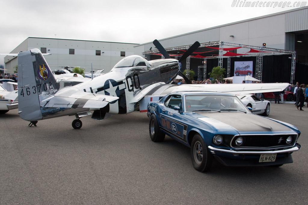 Ford Mustang BOSS 302    - 2014 McCall Motorworks Revival