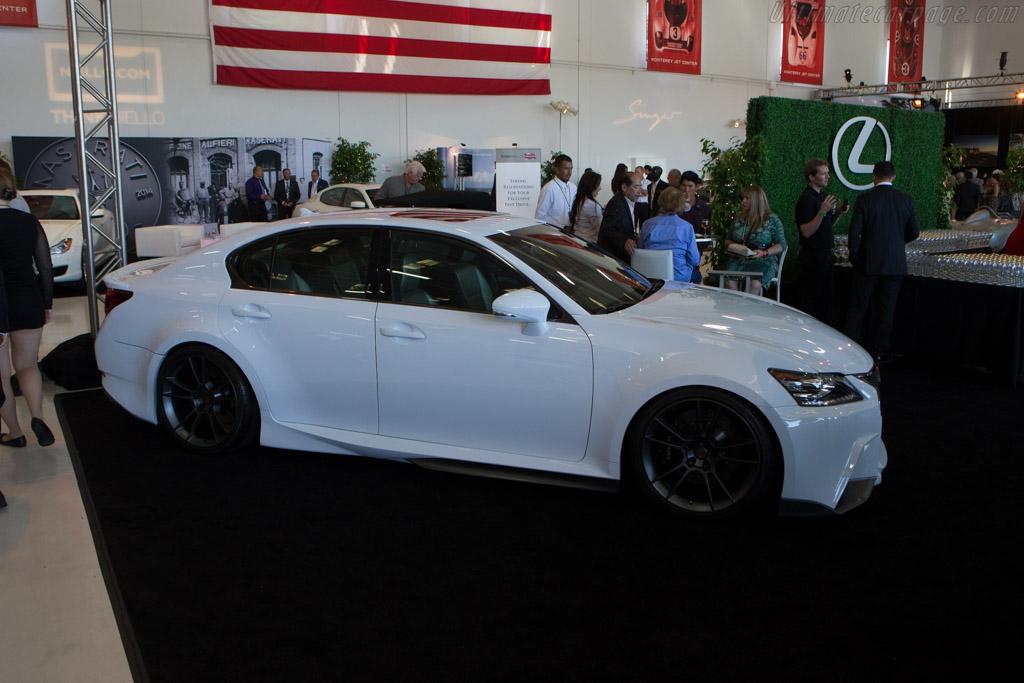 Lexus IS    - 2014 McCall Motorworks Revival
