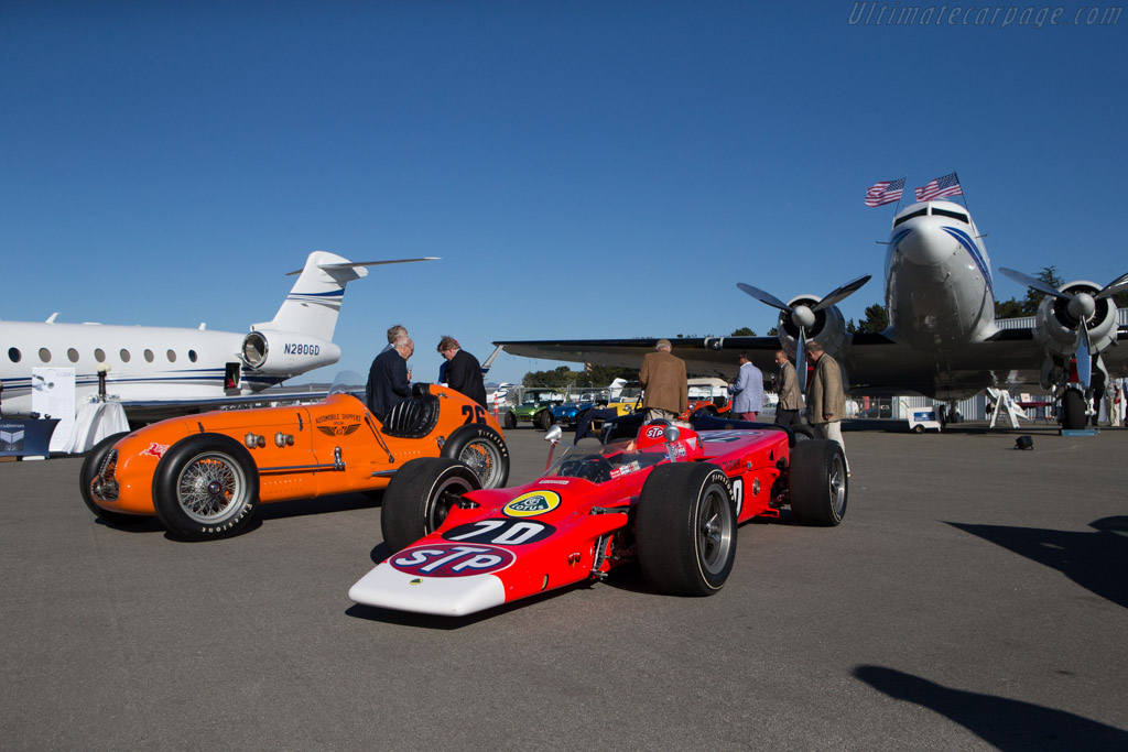 Lotus 56 - Chassis: 56/3   - 2014 McCall Motorworks Revival