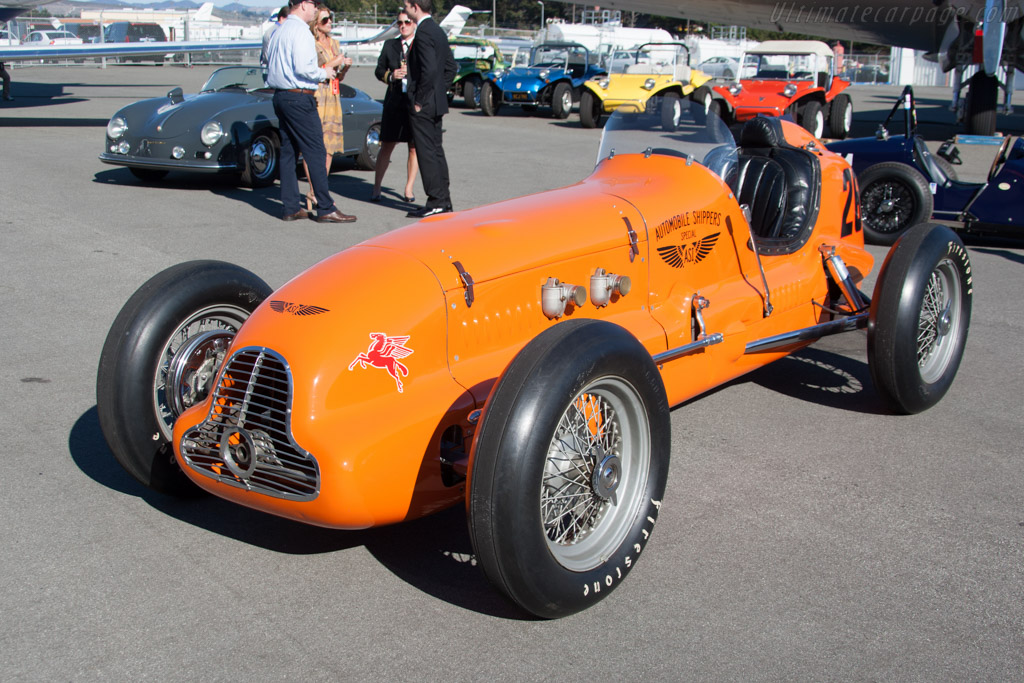 Louis Rassey Automobile Shippers Special    - 2014 McCall Motorworks Revival