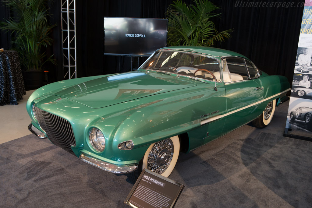 Plymouth Explorer by Ghia    - 2014 McCall Motorworks Revival