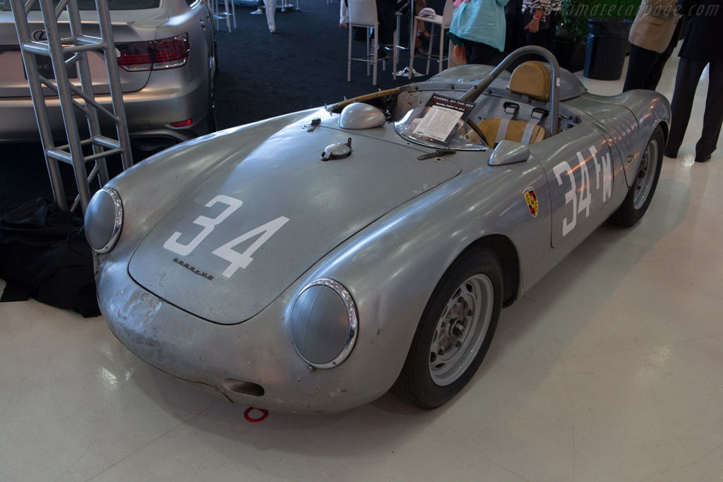 Porsche 550A - Chassis: 550A-0144   - 2014 McCall Motorworks Revival