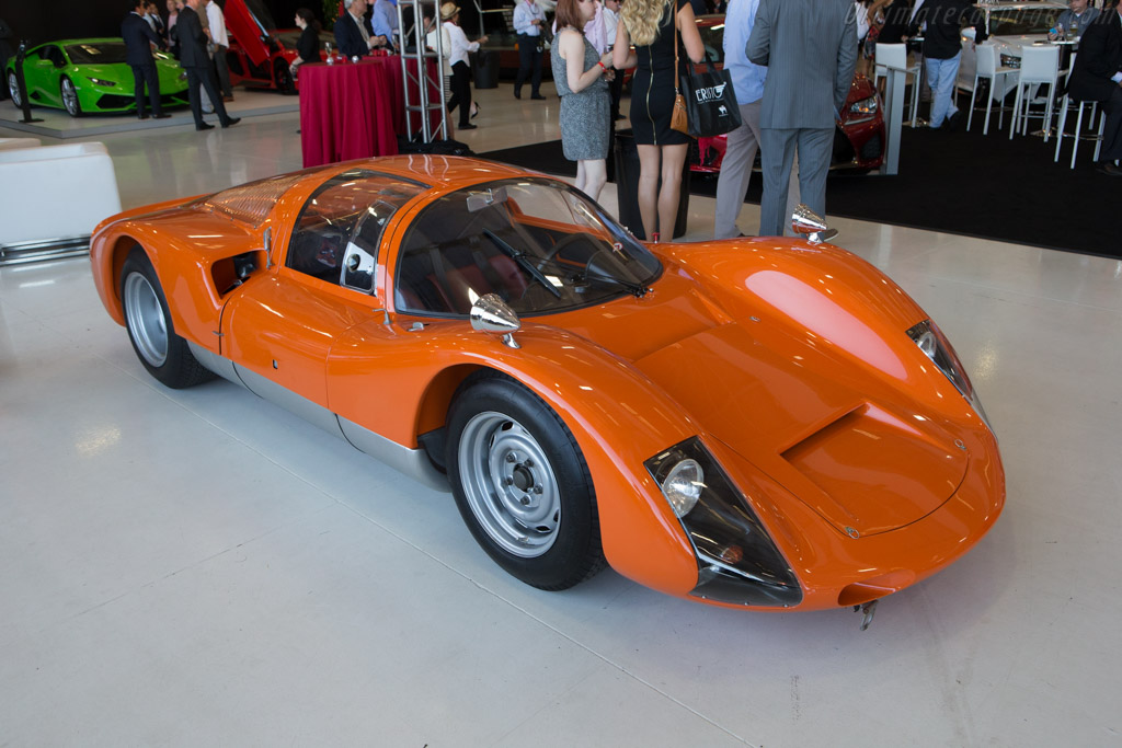 Porsche 906 - Chassis: 906-134   - 2014 McCall Motorworks Revival