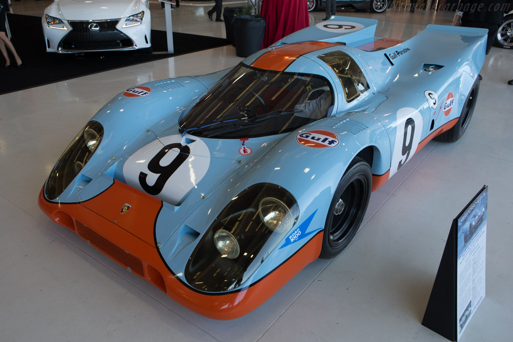 Porsche 917K - Chassis: 917-017  - 2014 McCall Motorworks Revival