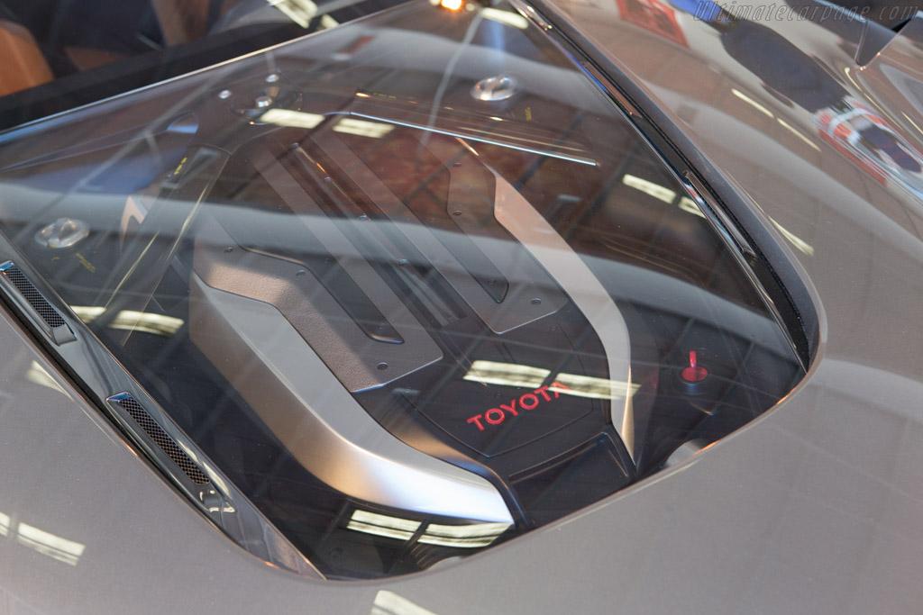 Toyota FT-1    - 2014 McCall Motorworks Revival