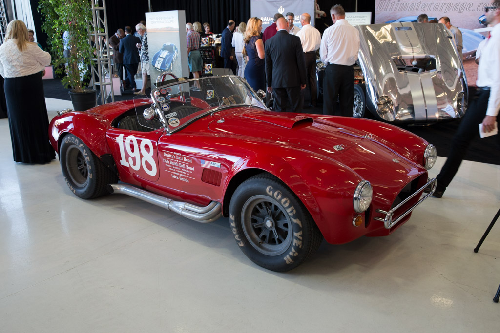AC Shelby Cobra 427    - 2015 McCall Motorworks Revival