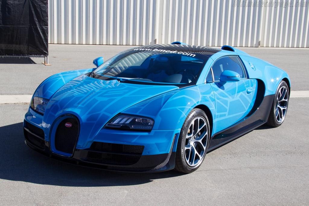 Bugatti Veyron Super Sport    - 2015 McCall Motorworks Revival