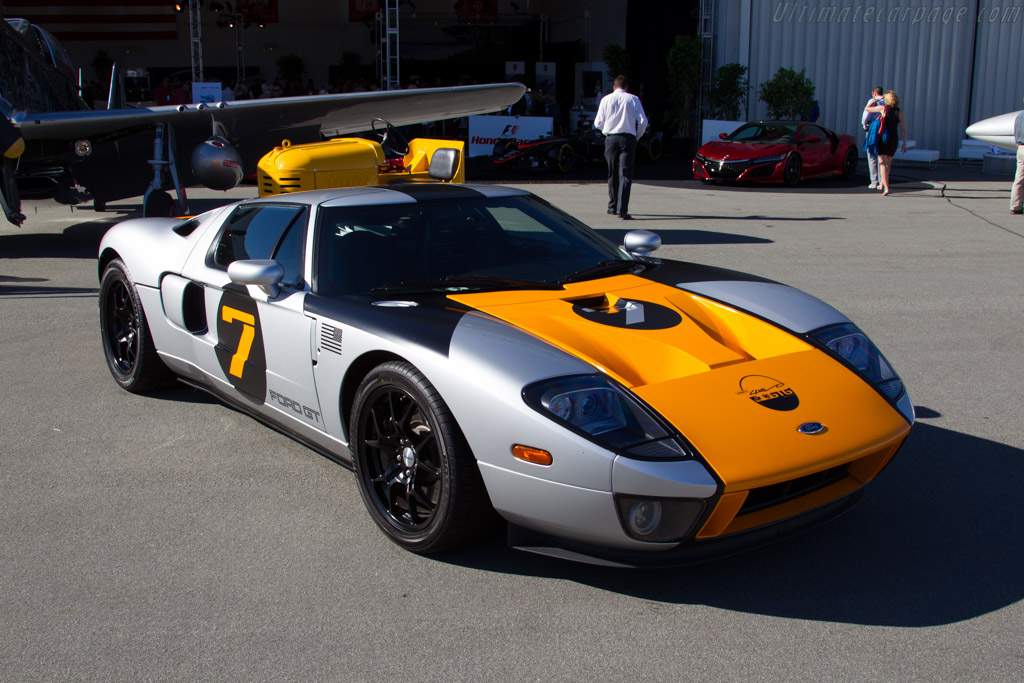 Ford GT    - 2015 McCall Motorworks Revival