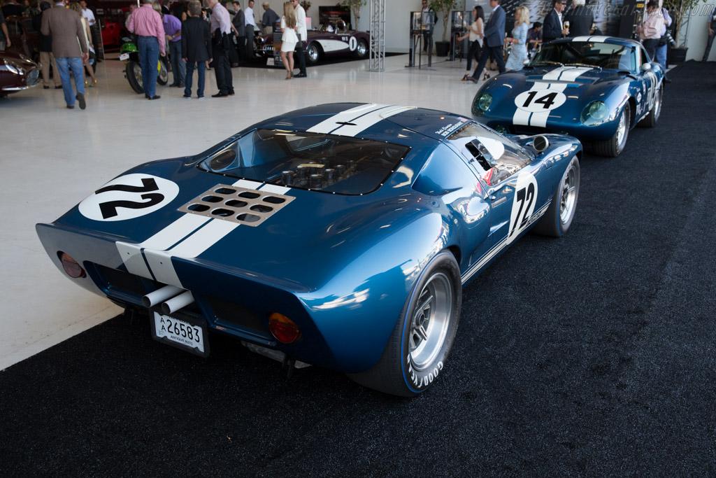 Ford GT40    - 2015 McCall Motorworks Revival