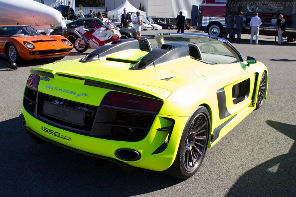 PPI Razor GTR    - 2015 McCall Motorworks Revival